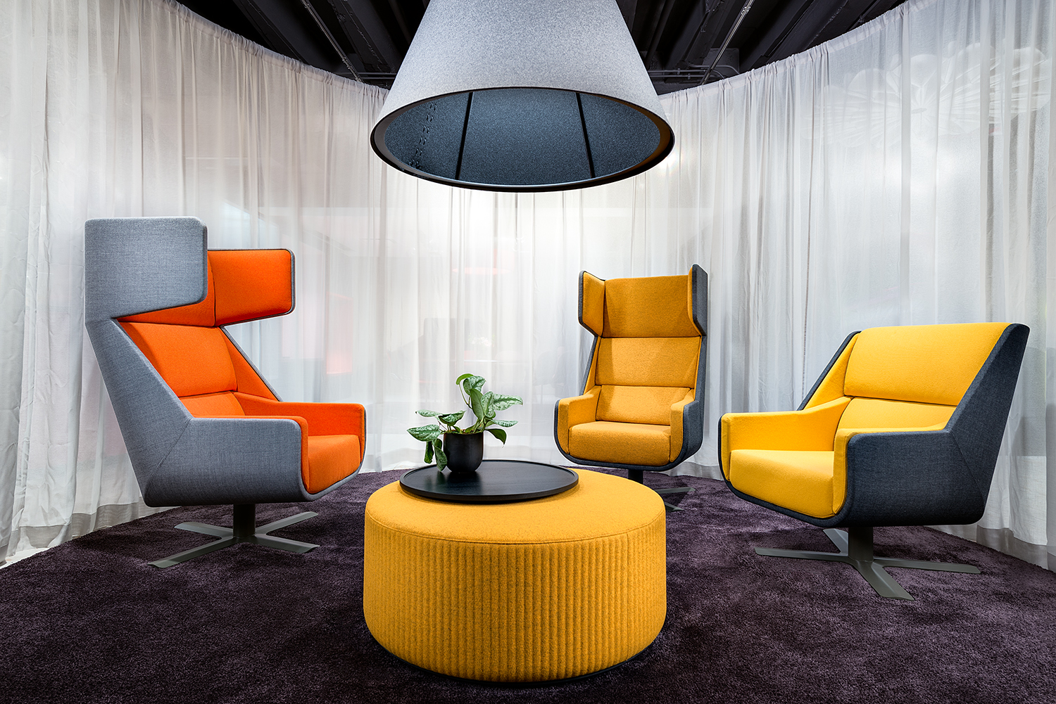 Buzzi & Buzzi Lighting buzzi space at neocon 2018 - cdd ®: official website